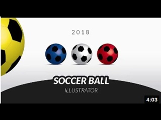 How to make a Soccer Ball Dynamically in Illustrator