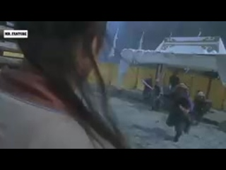 Action Movie Martial Arts - Latest Luo Han Master Action Movie Full Length English(144P)