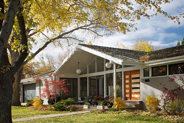 modern ranch home - HD1500×1000