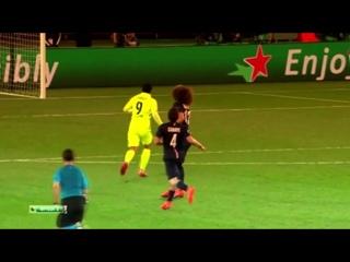 Luis Suarez vs PSG | NAZAR |