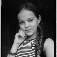 Фотография страницы Аліны Дубович ВКонтакте
