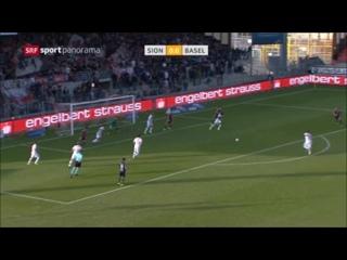 Обзор матча Сьон - Базель - 0:1 #АнтонМитрюшкин