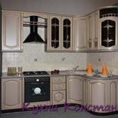 Кухня Classic 24 PVC patina 1