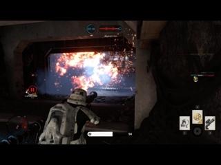 Star Wars: Battlefront (2015)  - Плавильный завод ''Соро-Сууб'', конвой