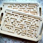 Лабиринт (деревянная развивающая игрушка)