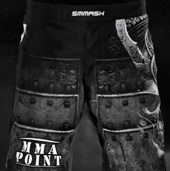Шорты Smmash MMA Point Samurai