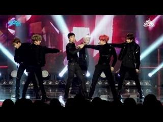 [RAW VK][] MONSTA X - Dramarama @ Music Core