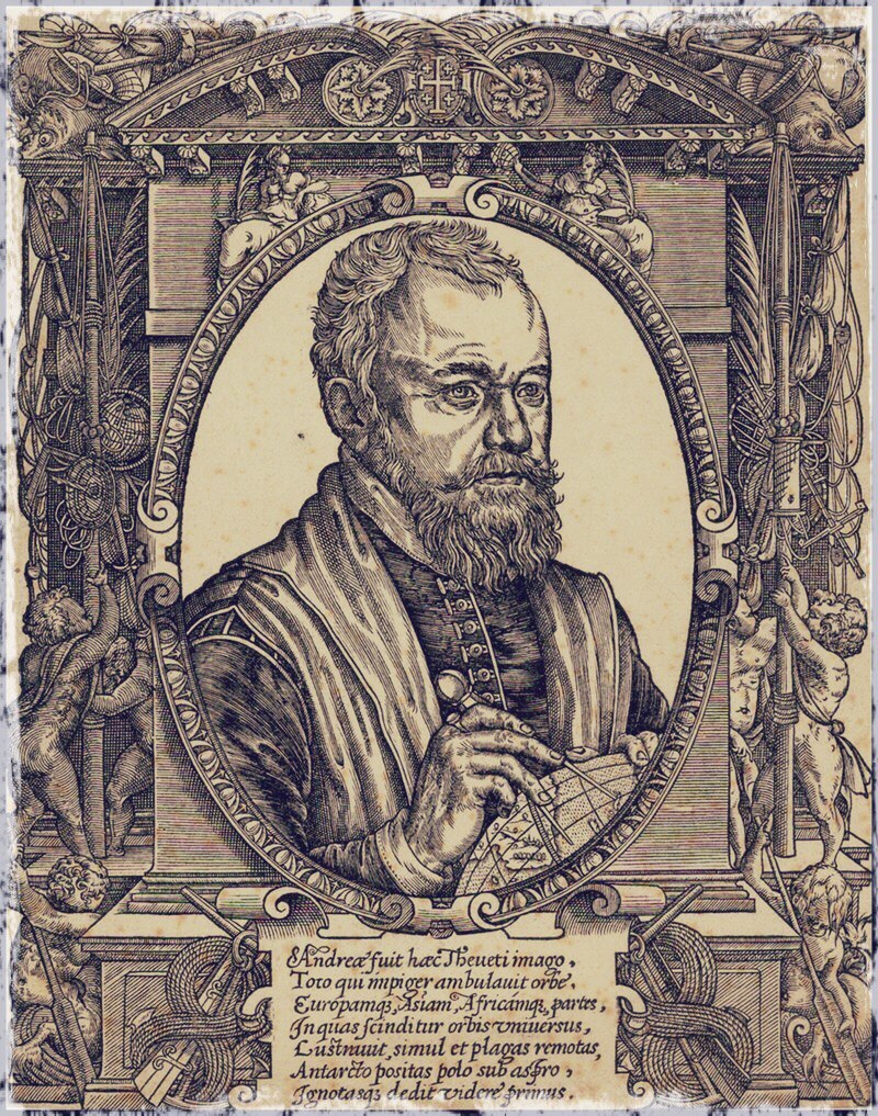 Андре Теве
