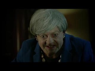 «Мой #Brexit»: исполнитель роли Голлума спародировал Терезу Мэй