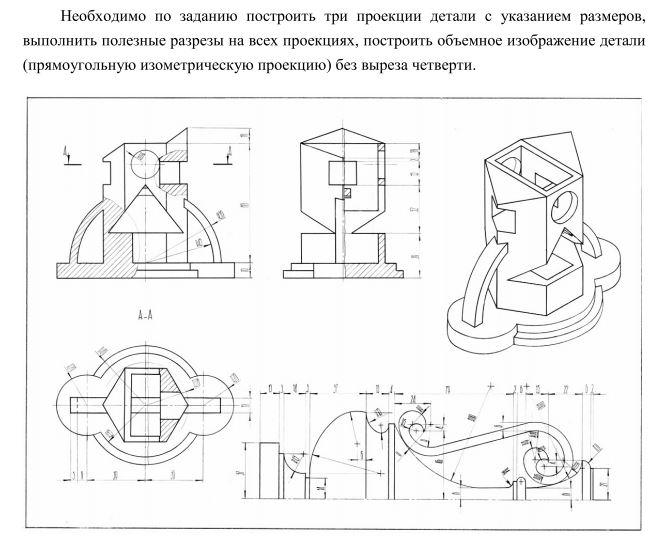 Архитектурные ВУЗы России. Часть 2., изображение №21