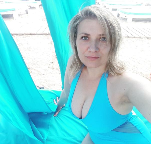Юлия Нестеренко, Киев, Украина