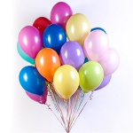 Летающий шар (с гелием)