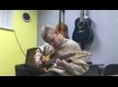 Моя игра на гитаре под песню Ани Лорак Оранжевые сны