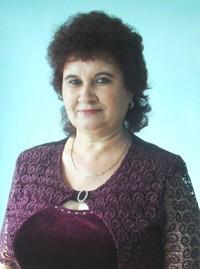 Набиуллина Фаниря (Галимова)