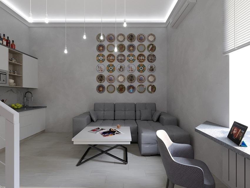 Концепт квартиры 29-32 кв.
