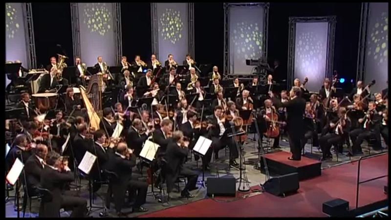 Johann Strauss Tritsch Tratsch Polka Vienna Philharmonic Orchestra Zubin Mehta