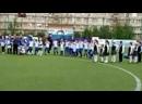 Выступление на празднике Посвящения в спортсмены Лиза Кузина!