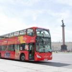 Обзорная экскурсия в формате «Hop-on/Hop-off» на двухэтажном автобусе по Санкт-Петербургу
