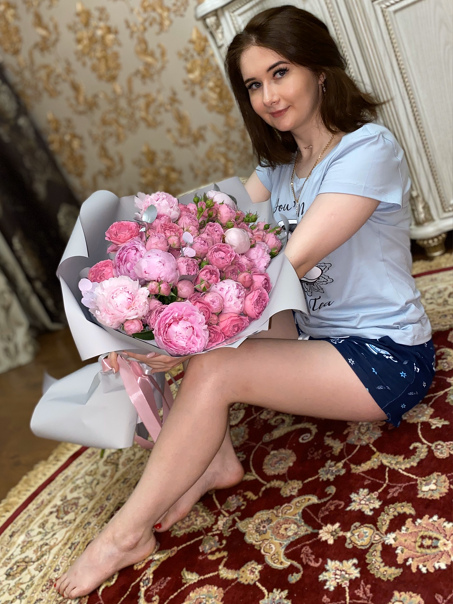 Алина Исляева, Казань, Россия