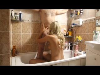 miladyga [RU] Pornhub. Страстный минет и секс с красивой девочкой в душе, очень влажно очень страстно