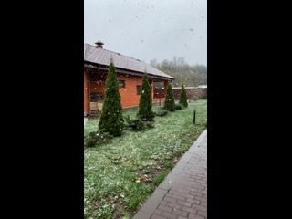 Новый Год стучится в дом, ёлка, снег, метели! Все бы было зашибись, если б не в апреле 😃