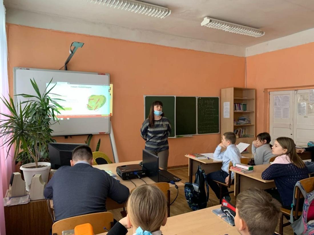Школьники Петровского района зарегистрировались на площадках Всероссийских конкурсов научно-технического творчества
