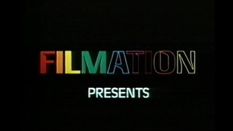 1985 Непобедимая принцесса Ши ра Поднять Якоря 2 Часть VHS RIP