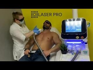 Лазерная эпиляция для мужчин в Laser Pro