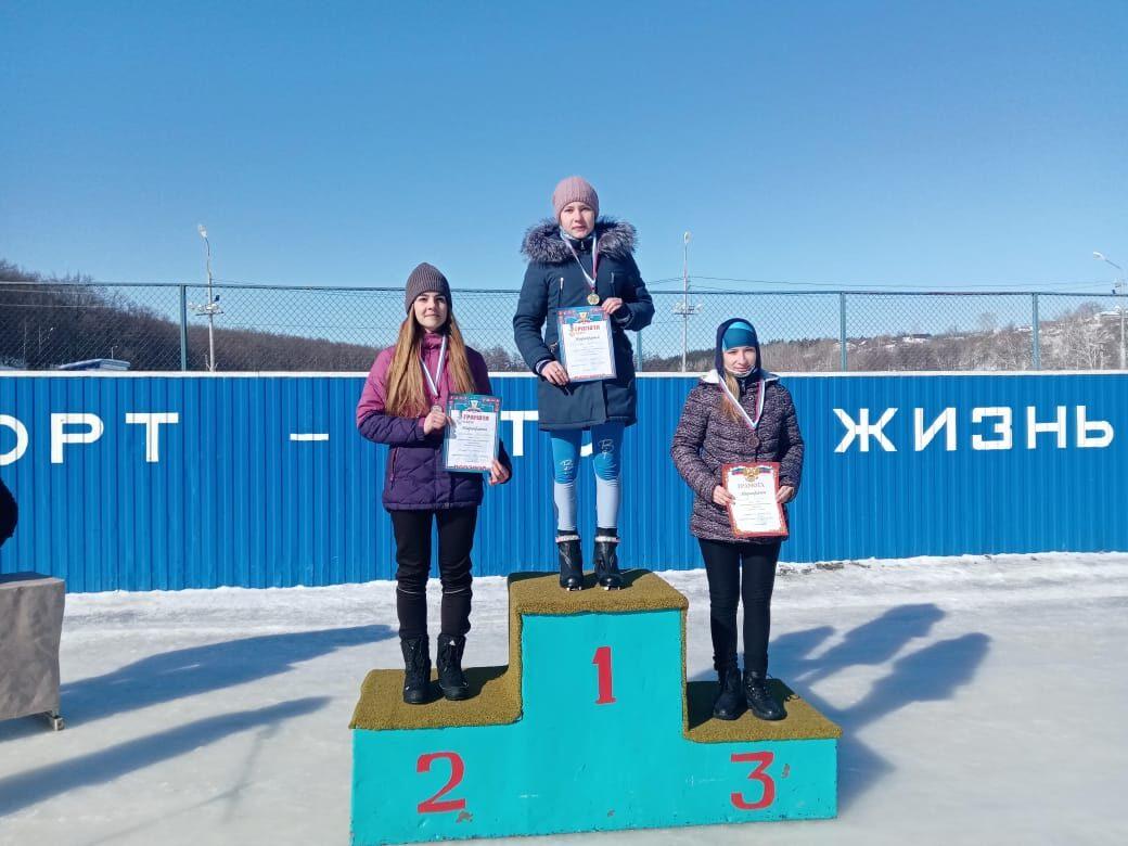 Лыжники из Петровска стали чемпионами гонки в Базарном Карабулаке
