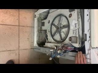 Ремонт стиральной машины с вертикальной загрузкой zanissi. Киров
