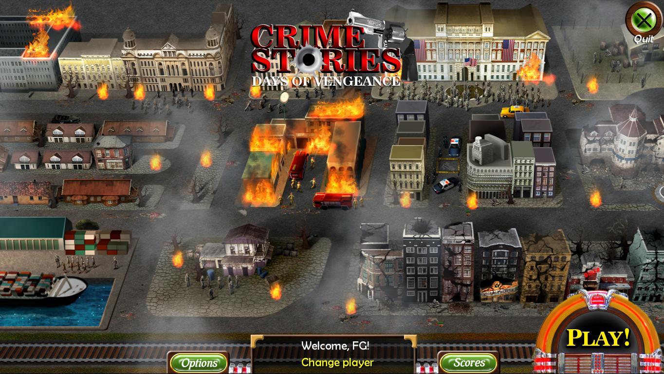 Криминальные истории: Дни возмездия | Crime Stories: Days of Vengeance (En)