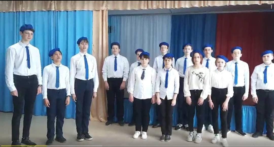 Петровские школьники участвуют во Всероссийском конкурсе «Звезда спасения»