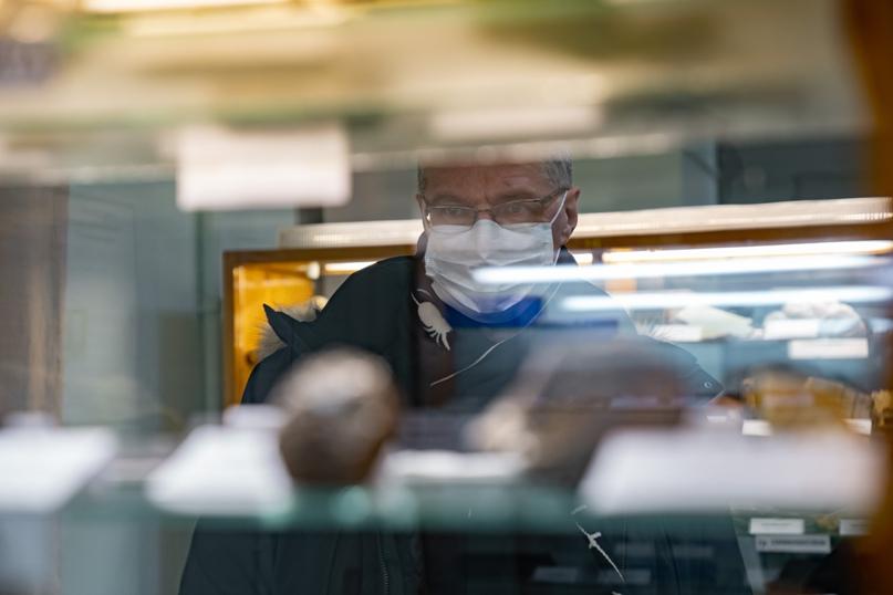 Президент Национальной галереи Коми Пьер Броше посетил Ухту, изображение №4