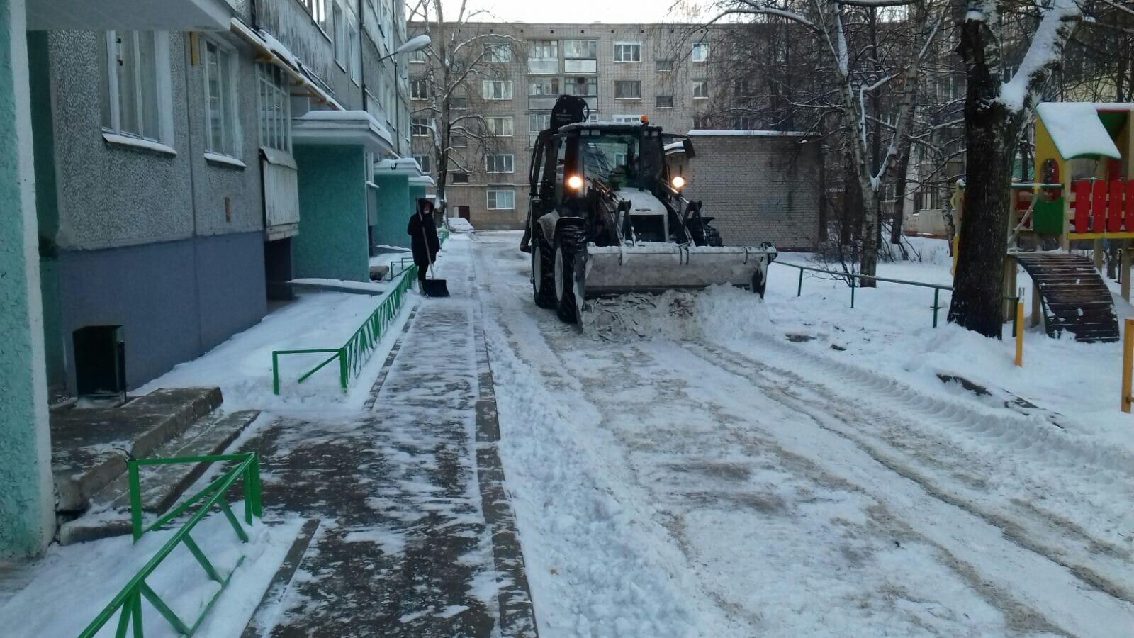 Механизированная уборка улица Московская дом 173