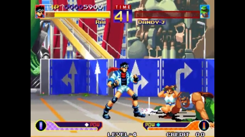 Waku Waku 7 Neo Geo