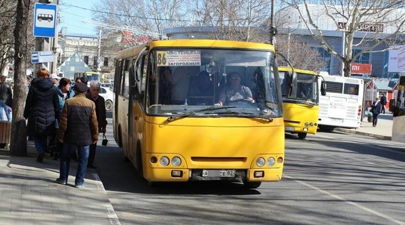 Власти Крыма пригрозили отстранением от работы перевозчикам с отключенными валидаторами