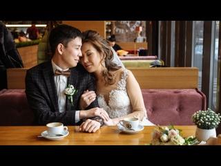 Свадебный клип Григория и Валентины