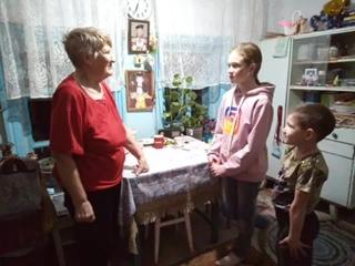 #ВороновскийСК#Деньматери#     Поздравление любимой бабулечки