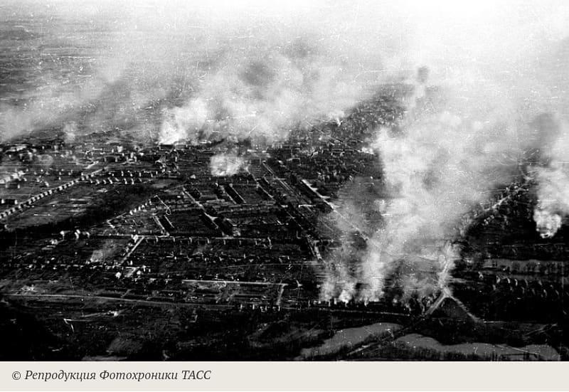 76 лет назад, 28 февраля 1945 года, войска Красной Армии продолжали окружение Восточно-Прусской группировки противника