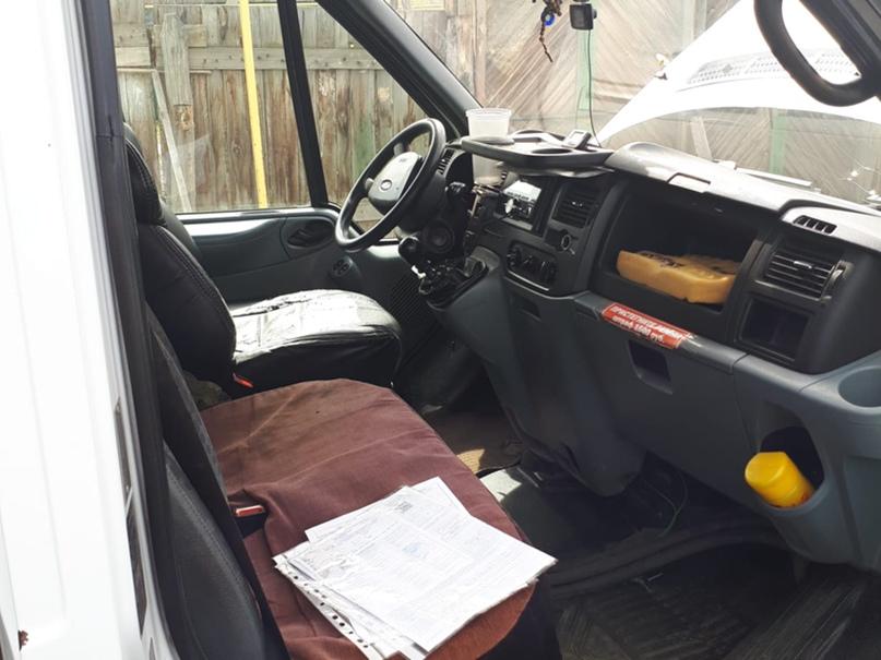 Купить Ford Transit 2008 год в хорошем   Объявления Орска и Новотроицка №12983