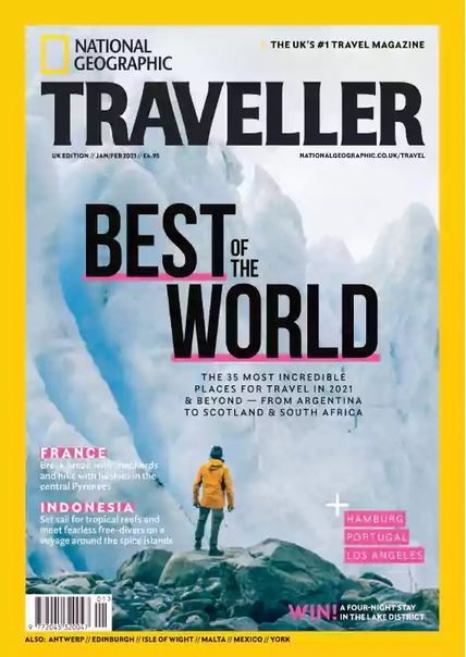 2021-01-01 National Geographic Traveller UK