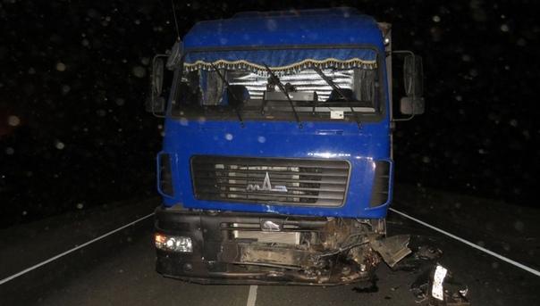 На трассе Оренбург – Самара в столкновении с МАЗом погиб водитель «Лады Весты»
