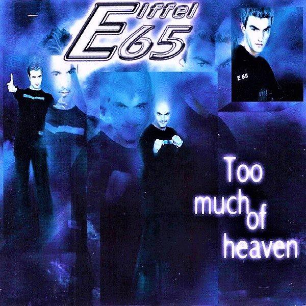 Eiffel 65 album Too Much of Heaven