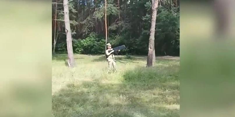 Белорусские пограничники сбили электромагнитным импульсом беспилотник с сигаретами. Летел в Польшу