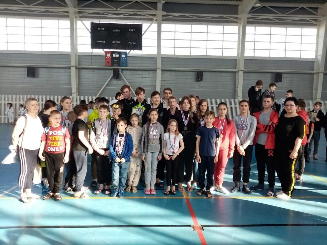 Петровчане завоевали 22 медали на выездных соревнованиях по плаванию