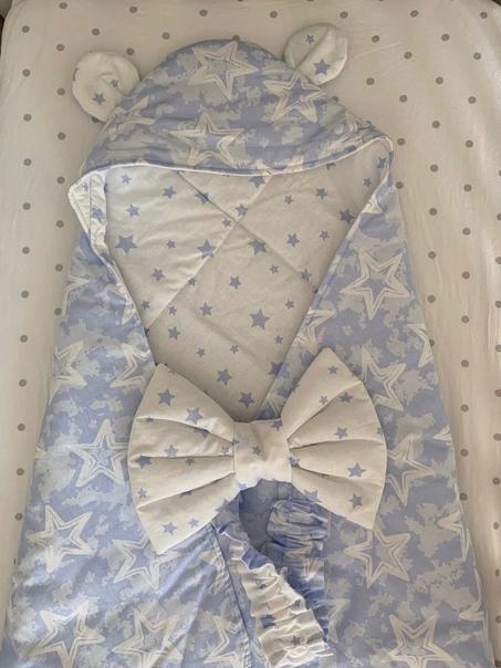 Подготовлю вашу кроватку к появлению малыша, созда...