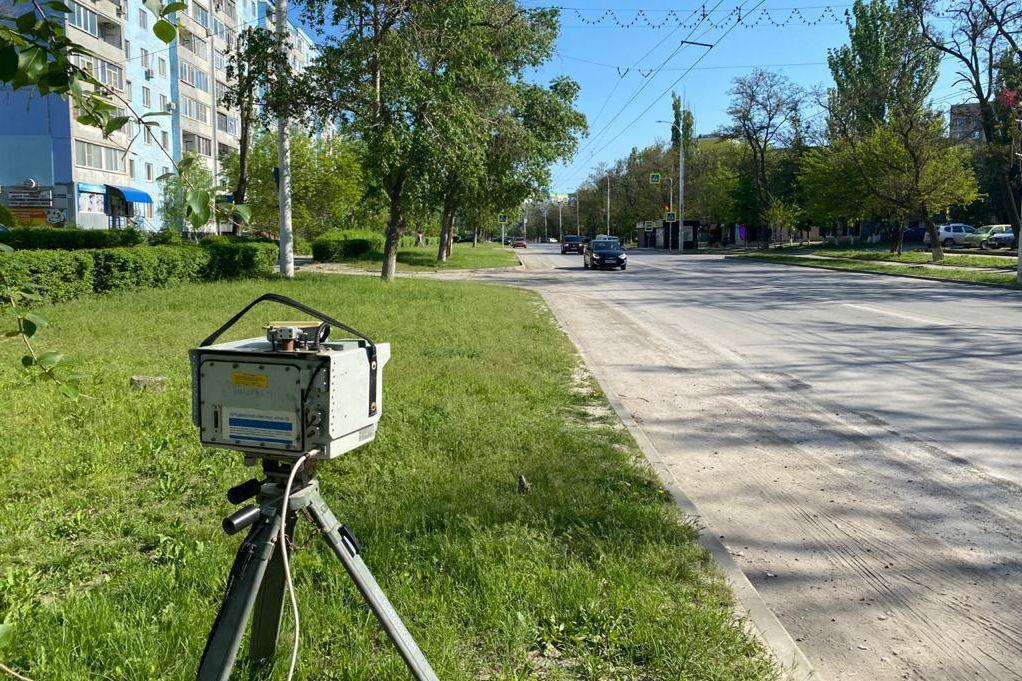 Список мест установки передвижных комплексов фотовидеофиксации нарушений ПДД в Ростовской области
