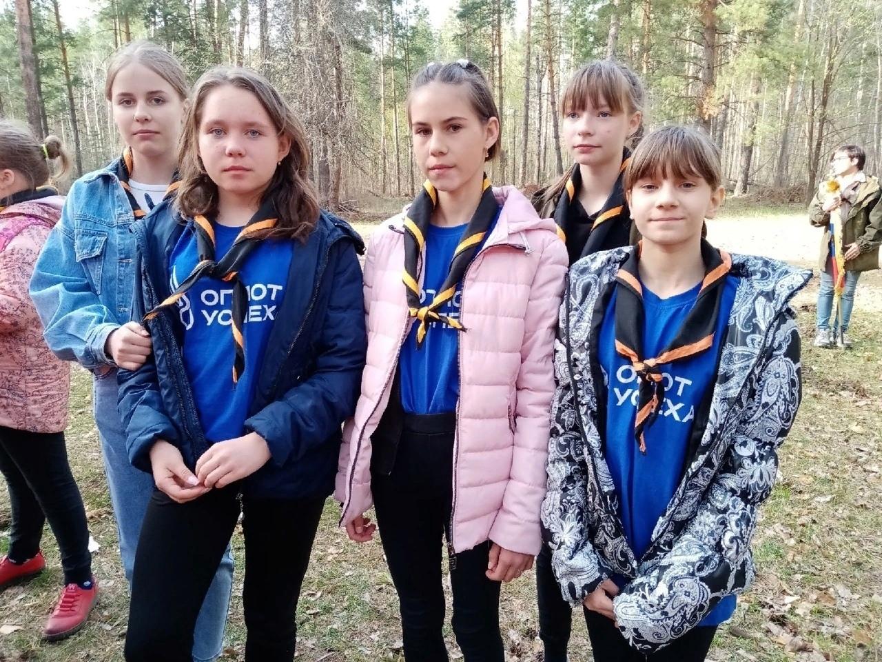 Скауты Петровска отметили годовщину образования Российского скаутского движения
