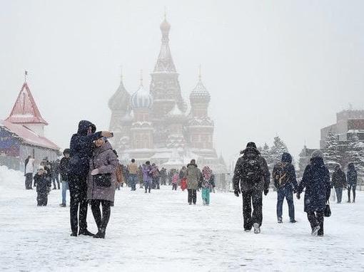 В понедельник в Москву придут (https://www.