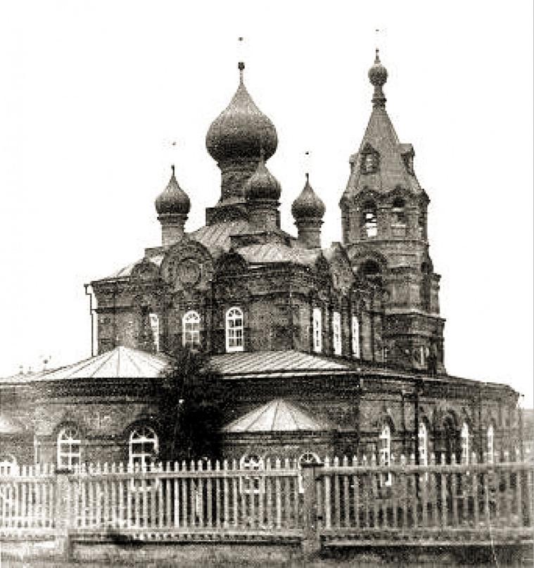 Как закрывали церкви в 1930-е годы
